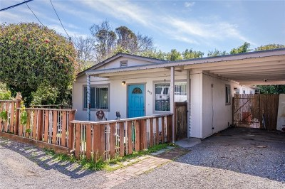 Morro Bay Single Family Home For Sale: 498 Island Street
