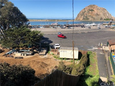 Morro Bay Residential Lots & Land For Sale: Front Street