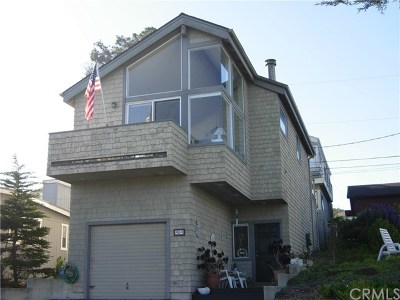 Cambria, Cayucos, Morro Bay, Los Osos Single Family Home For Sale: 484 Norfolk Street
