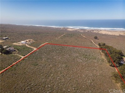 Cambria, Cayucos, Morro Bay, Los Osos Residential Lots & Land For Sale: Pecho Valley Road