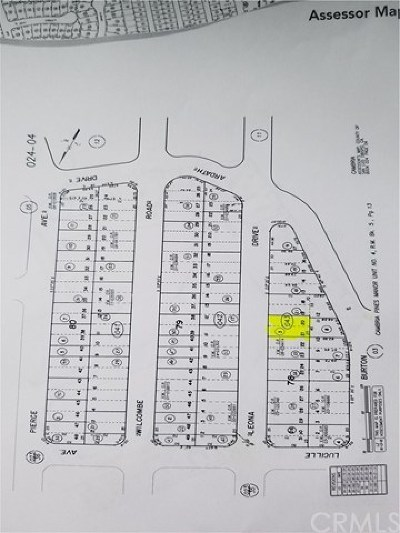 Cambria Residential Lots & Land For Sale: Leona Drive