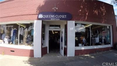 Morro Bay Business Opportunity For Sale: 325 Morro Bay Blvd