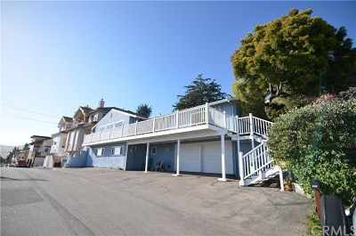 Cayucos Single Family Home For Sale: 701 Park Ave