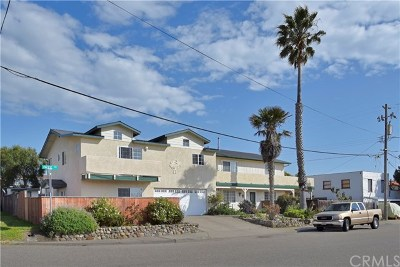 Cayucos Single Family Home For Sale: 43 Pacific Avenue