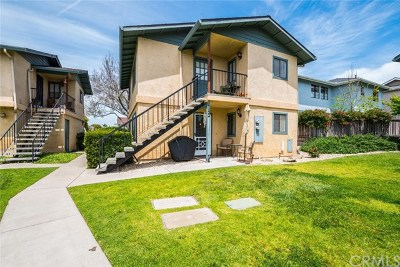 San Luis Obispo County Condo/Townhouse For Sale: 1052 Baden Avenue #7