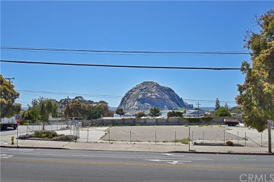 Morro Bay Commercial For Sale: 1111 Main Street