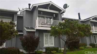 Morro Bay Condo/Townhouse For Sale: 309 Sequoia Street