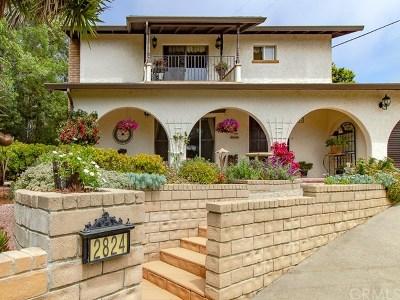 Cambria, Cayucos, Morro Bay, Los Osos Single Family Home For Sale: 2824 Margate Avenue