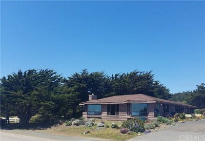Cambria, Cayucos, Morro Bay, Los Osos Single Family Home For Sale: 6820 Moonstone Beach Drive