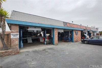 Grover Beach Commercial For Sale: 702 W Grand Avenue