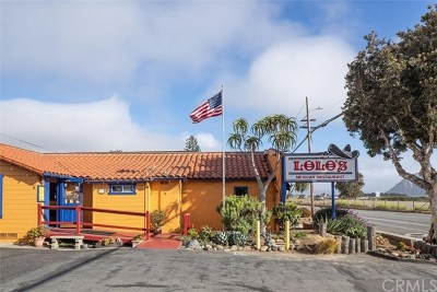 San Luis Obispo County Commercial For Sale: 2848 Main Street