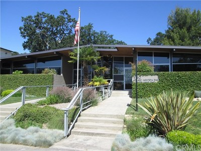 San Luis Obispo County Commercial Lease For Lease: 5750 Traffic Way #B
