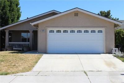 San Miguel Single Family Home For Sale: 830 Camino Del Sol