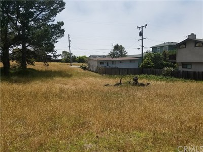 San Luis Obispo County Residential Lots & Land For Sale: Astor Avenue