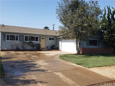 Santa Maria Single Family Home For Sale: 1008 Doane