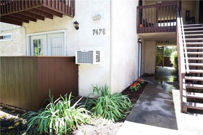 Atascadero Condo/Townhouse For Sale: 7478 Santa Ysabel Avenue #A
