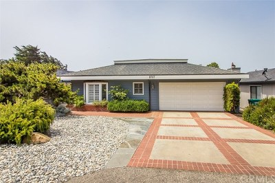 San Luis Obispo County Single Family Home For Sale: 2757 Windsor Boulevard