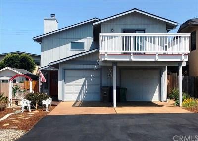 San Luis Obispo County Single Family Home For Sale: 471 La Jolla Street