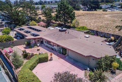 Los Osos Single Family Home For Sale: 2040 Fairchild Way