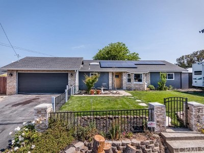 Los Osos Single Family Home For Sale: 764 Woodland Drive