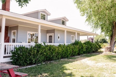 Templeton Single Family Home For Sale: 1215 Santa Rita Road
