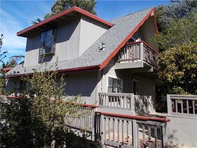 Cambria, Cayucos, Morro Bay, Los Osos Single Family Home For Sale: 2999 Burton Circle
