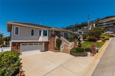 Morro Bay Single Family Home For Sale: 639 San Jacinto Street