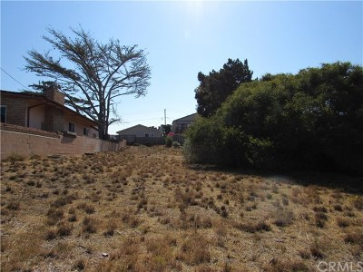 Los Osos Residential Lots & Land For Sale: 1564 6th