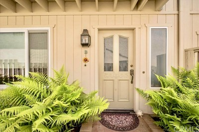 Morro Bay Condo/Townhouse For Sale: 641 Piney Way #B
