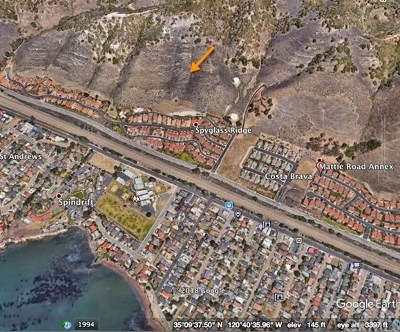 Pismo Beach, Arroyo Grande, Grover Beach, Oceano Residential Lots & Land For Sale: Land No Street Name