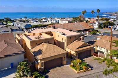 Cayucos CA Single Family Home For Sale: $5,825,000