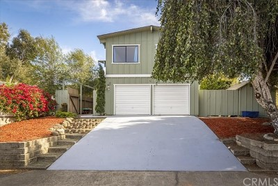 Los Osos Single Family Home For Sale: 507 Highland Drive
