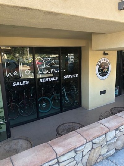 Avila Beach Commercial For Sale: 425 1st