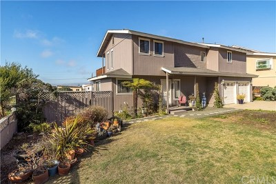Los Osos Single Family Home For Sale: 382 South Court