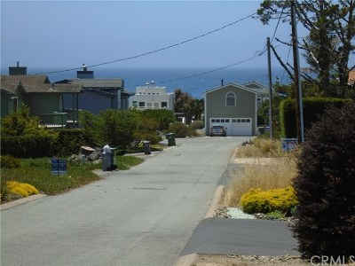 Cambria, Cayucos, Morro Bay, Los Osos Residential Lots & Land For Sale: Gaines Street