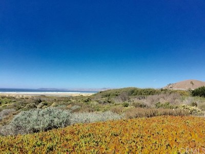 Morro Bay Residential Lots & Land For Sale: 3093 Beachcomber