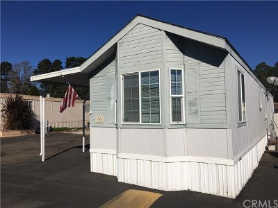 Morro Bay Mobile Home For Sale: 475 S. Bay Blvd