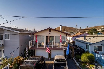 Cambria, Cayucos, Morro Bay, Los Osos Single Family Home For Sale: 409 Rennell Street