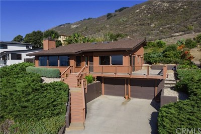 Pismo Beach CA Single Family Home For Sale: $1,750,000