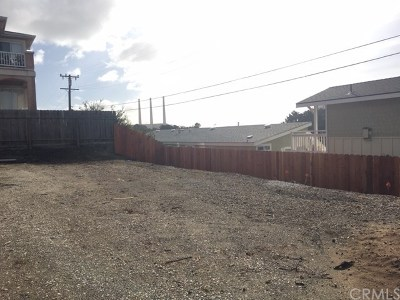 Morro Bay Residential Lots & Land For Sale: 396 Hill Street