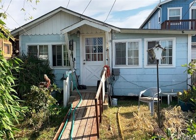 Cambria, Cayucos, Morro Bay, Los Osos Single Family Home For Sale: 1612 7th Street