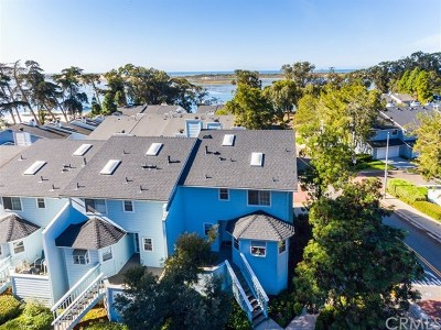 Cambria, Cayucos, Morro Bay, Los Osos Condo/Townhouse For Sale: 148 Sandpiper Circle