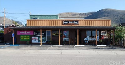 Morro Bay Commercial For Sale: 3250 Main Street