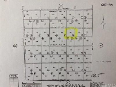 Santa Margarita, Templeton, Atascadero, Paso Robles Residential Lots & Land For Sale: Choctaw Trail