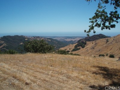 Cambria Residential Lots & Land For Sale: Cinnabar Rock Trail