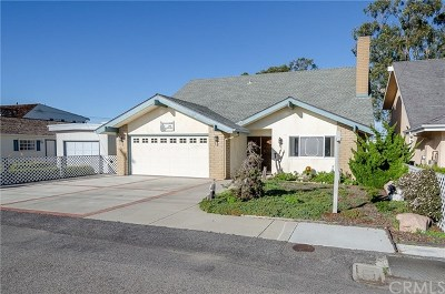 Los Osos Single Family Home For Sale: 390 Mitchell Drive