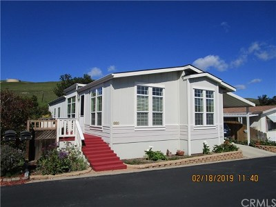 Morro Bay Mobile Home For Sale: 403 Santa Barbara Avenue