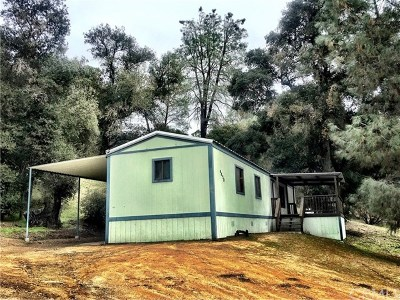 San Luis Obispo County Manufactured Home For Sale: 4820 Calf Canyon Road #W