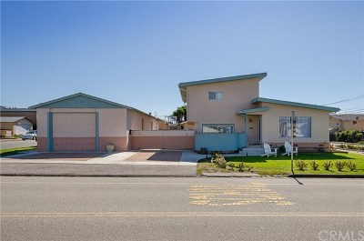 Morro Bay Single Family Home For Sale: 450 San Jacinto Street