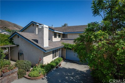 San Luis Obispo CA Single Family Home For Sale: $828,000